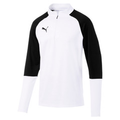 CUP 1/4 ZIP JACKET WHITE [FROM: $49.00]