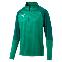 CUP 1/4 ZIP JACKET GREEN [FROM: $49.00]