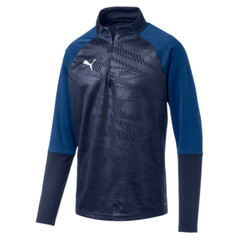 CUP 1/4 ZIP JACKET NAVY [FROM: $49.00]