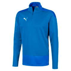 TEAMGOAL 1/4 ZIP ROYAL [FROM: $45.50]