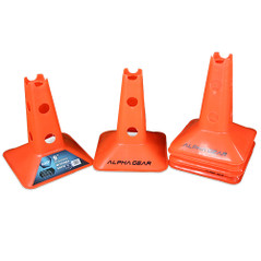 6 PK PYRAMID / AGILITY HATS [FROM: $24.00]