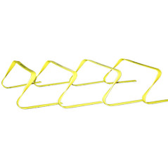 9 INCH RIBBON HURDLES 4 PACK [FROM: $28.00]