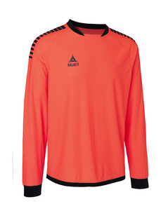 BRAZIL GK JERSEY - ORANGE/BLACK [FROM: $35.00]