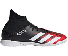 PREDATOR 20.3 IN JNR BLK/WHITE/RED