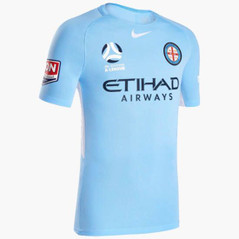 MELBOURNE CITY HOME JERSEY 17/18