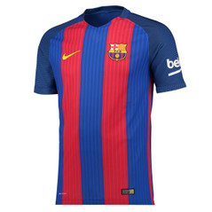 BARCELONA HOME JERSEY YOUTH 16/17