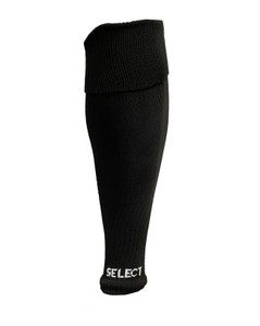 FOOTLESS SOCKS - BLACK