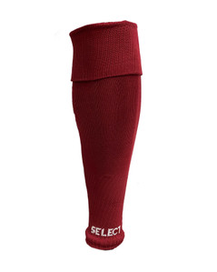 FOOTLESS SOCKS - BURGUNDY
