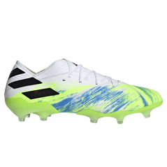 NEMEZIZ 19.1 FG WHITE/BLACK/GREEN