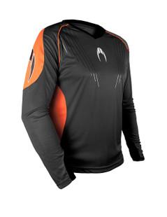 Legend Jersey L/S Black/Orange