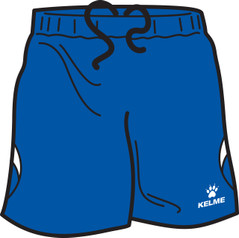 Reyes Short Royal/White