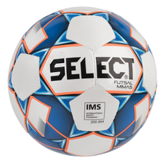 MIMAS WHITE FUTSAL (IMS)[FROM: $45.00]