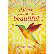 Allow Yourself to Be Beautiful Greeting Card