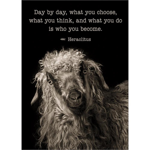Day by Day Greeting Card