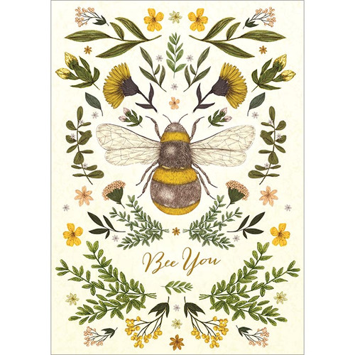Bee You Greeting Card