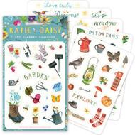 Katie Daisy Planner Stickers: Garden Pack