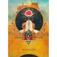 Anjali Mudra (Divine Offering) Greeting Card