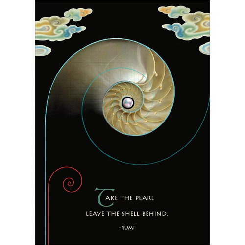 Take the Pearl Greeting Card