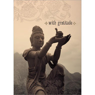Offering of Gratitude Greeting Card