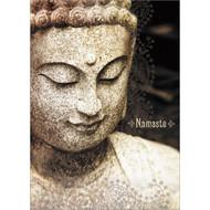 Namaste Buddha Greeting Card