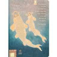 Thich Nhat Hanh Lined Travel-Size Journal