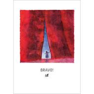 Bravo! Greeting Card