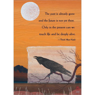 Be Deeply Alive Greeting Card
