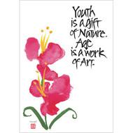Work of Art Greeting Card