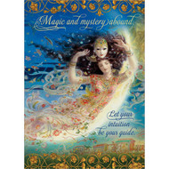 Magic and Mystery Greeting Card