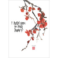 I Hold You In My Heart Greeting Card