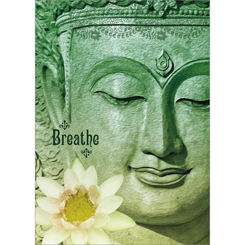 Breathe Greeting Card