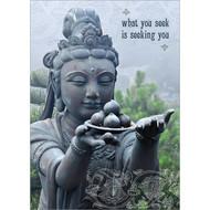 What You Seek Greeting Card