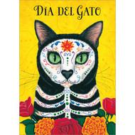 D'a del Gato Greeting Card