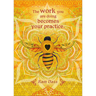 The Work You Are Doing Greeting Card