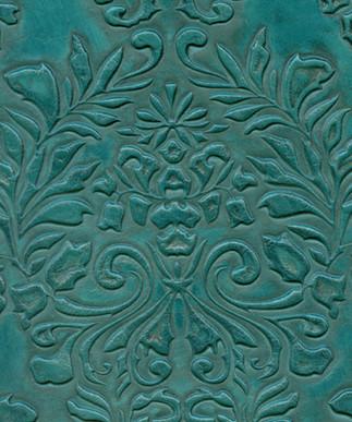 Verona Damask Aquamarine