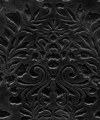 Verona Damask Black