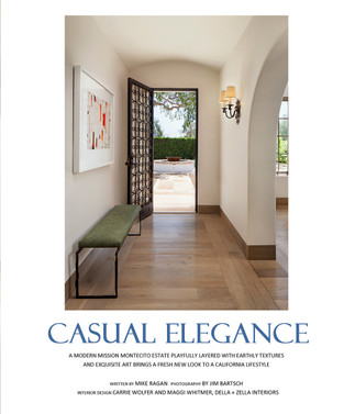 CVLUX March/April 2016 Casual Elegance