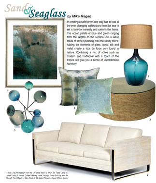 CVLUX  May/June 2016 Sand & Seaglass