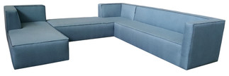5918 Minimalist Sectional