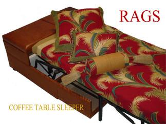 D7041 Coffee Table Sleeper