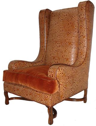 W9080 Sundance Wingback Chair