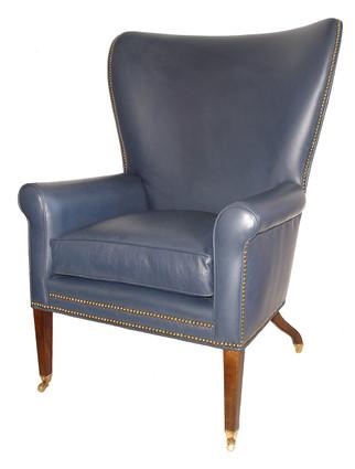W9085 Senator Wingback Chair