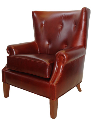 W9094 Water House Wingback Chair