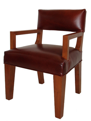 9110 Water House Arm Dining Chair