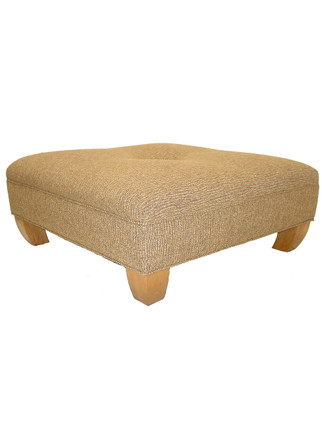 5207 Button Center Coffee Table