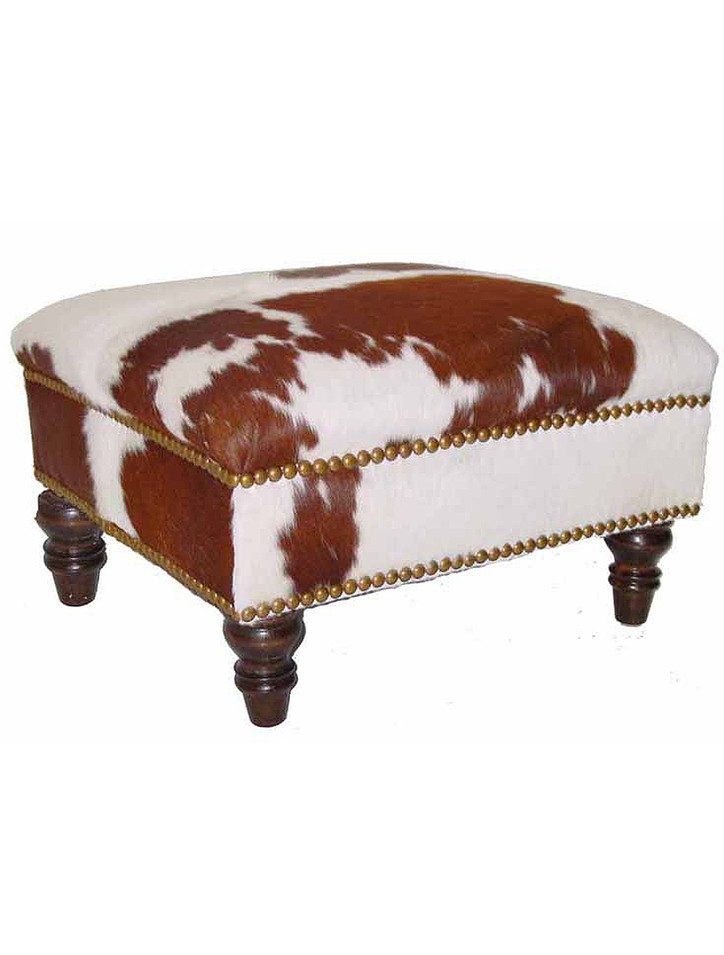 Awe Inspiring 9046A Square Ottoman With Turned Leg Rags Machost Co Dining Chair Design Ideas Machostcouk