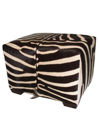5327 Cube Pullover Ottoman