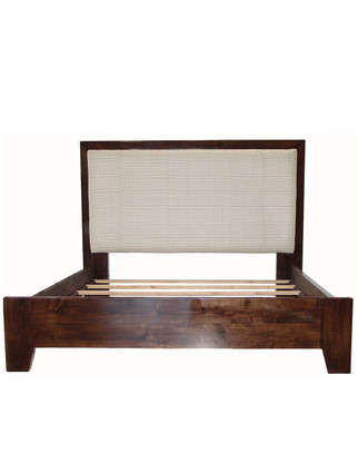 9109B Cubist Headboard with Thick Frame