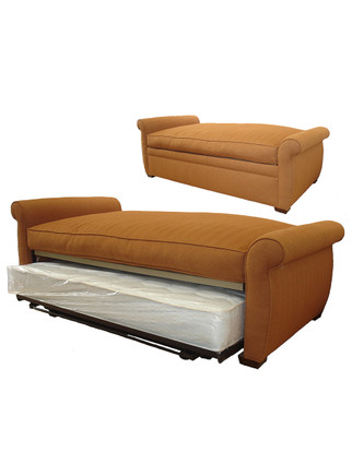 D7031 Canyon Trundle Bed