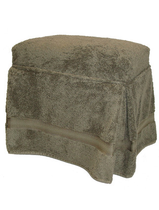 5300 Vanity Stool with Slipcover
